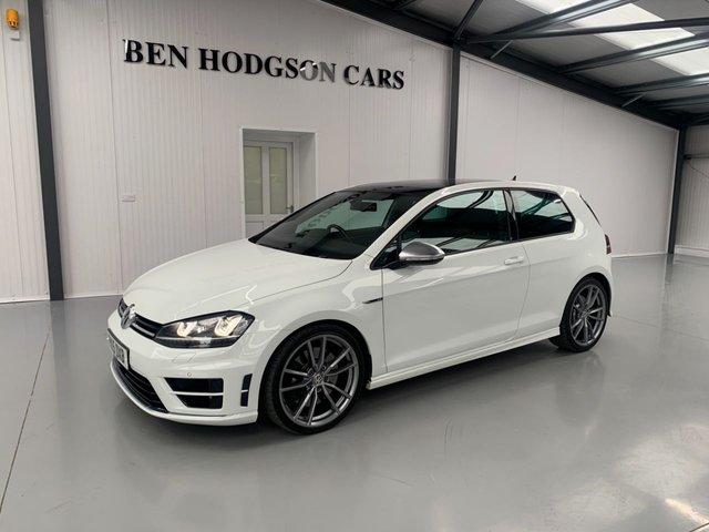 2015 Volkswagen Golf R Dsg £21,995