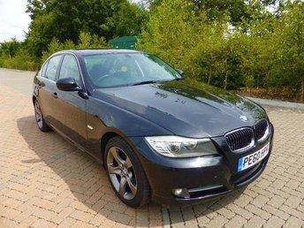 2010 BMW 3 SERIES 2.0 320D EXCLUSIVE EDITION 4d 181 BHP