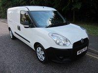 2014 FIAT DOBLO 1.6 16V MULTIJET 105 BHP MAXI VAN*LWB* £4490.00