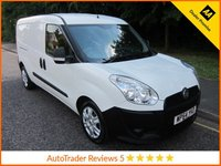USED 2014 64 FIAT DOBLO 1.6 16V MULTIJET 105 BHP MAXI VAN*LWB* Great Value Low Mileage Fiat Doblo Maxi Van in Nice Condition with Service History.