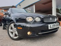 USED 2009 09 JAGUAR X-TYPE 2.2 SE 4d AUTO 145 BHP