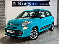 2016 FIAT 500L 1.2 MULTIJET LOUNGE 5dr  £6990.00