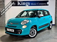 USED 2016 65 FIAT 500L 1.2 MULTIJET LOUNGE 5dr