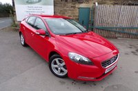 USED 2014 64 VOLVO V40 1.6 D2 ES 5d 113 BHP Full Service History ZERO Rate Road Tax
