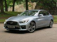 2014 INFINITI Q50 2.1 SPORT D 4d AUTO 168 BHP £9944.00