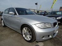 USED 2006 06 BMW 1 SERIES 2.0 120D M SPORT VERY CLEAN CAR