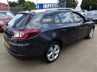 USED 2013 13 RENAULT MEGANE 1.5 DYNAMIQUE TOMTOM ENERGY DCI S/S 5d 110 BHP NEW MOT, SERVICE & WARRANTY