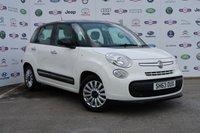 2013 FIAT 500L 1.4 POP STAR 5d 95 BHP £5495.00