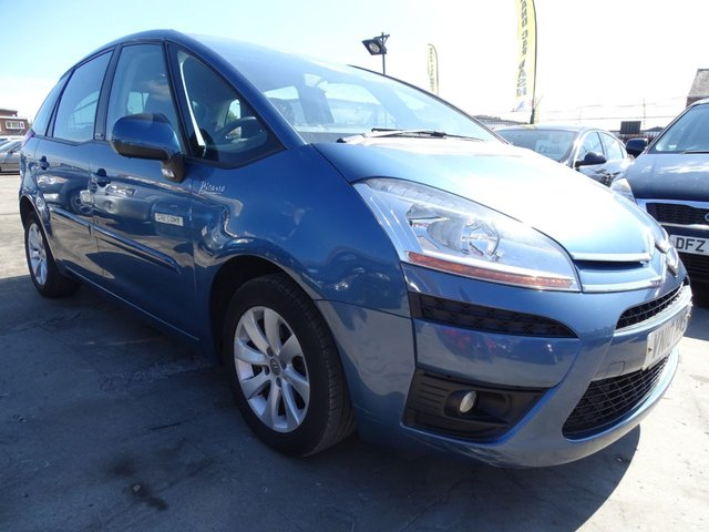 USED 2010 10 CITROEN C4 PICASSO 1.6 VTR PLUS HDI GREAT SPEC CAR