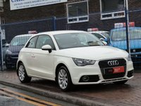 """USED 2011 61 AUDI A1 1.4 TFSI SPORT 3d  FULL HISTORY  ~ BLUETOOTH ~ 16"""" ALLOYS ~ AIR CONDITIONING ~ DAB"""