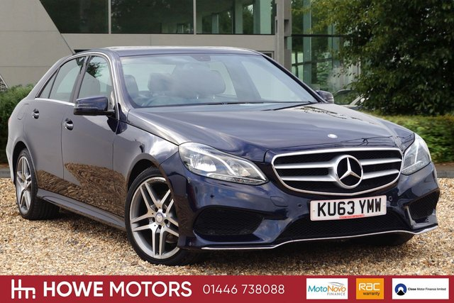 2014 63 MERCEDES-BENZ E CLASS 2.1 E250 CDI AMG SPORT 4d AUTO 202 BHP NAVIGATION FULL HEATED LEATHER 18