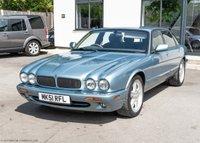 USED 2001 51 JAGUAR XJ 3.2 SPORT V8 4d AUTO 240 BHP