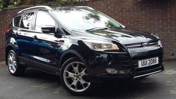 2013 FORD KUGA 2.0 TITANIUM TDCI 2WD 5d 138 BHP £9489.00