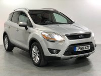 USED 2011 60 FORD KUGA 2.0 TITANIUM TDCI 2WD 5d 138 BHP TOP SPEC VEHICLE WITH MANY EXTRAS