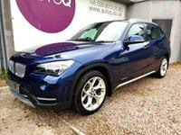 2013 BMW X1 2.0 XDRIVE18D XLINE 5d 141 BHP £9990.00