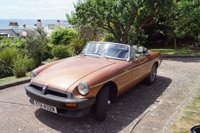 1981 MG MGB 1.8 ROADSTER  LE 2dr  £8995.00