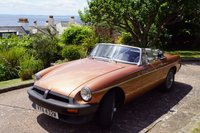 USED 1981 MG MGB 1.8 ROADSTER  LE 2dr