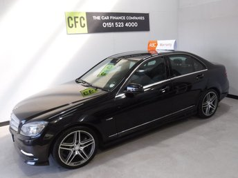 2010 MERCEDES-BENZ C CLASS 2.1 C250 CDI BLUEEFFICIENCY SPORT 4d 204 BHP £7000.00