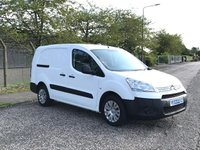 USED 2014 64 CITROEN BERLINGO 1.6 750 LX L2 AIRDREAM E-HDI 1d 89 BHP