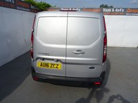 USED 2016 16 FORD TRANSIT CONNECT 1.6 240 LIMITED P/V 1d 114 BHP TRANSIT CONNECT LTD AIR CON ALLOYS HEATED SEATS
