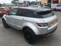 USED 2012 62 LAND ROVER RANGE ROVER EVOQUE 2.2 SD4 PRESTIGE LUX 5d AUTO 190 BHP Pan Roof Pan Roof, Reverse Camera, Meridian Sound System