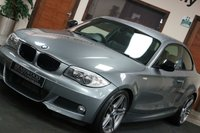 USED 2013 13 BMW 1 SERIES 2.0 118D SPORT PLUS EDITION 2d 141 BHP