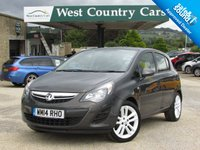 USED 2014 14 VAUXHALL CORSA 1.2 STING AC 5d 83 BHP Previously Sold By Ourselves