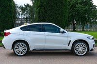 USED 2017 Y BMW X6 3.0 30d M Sport Auto xDrive (s/s) 5dr NAV+SUNROOF+HEAD UP DISPLAY