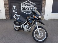 USED 2005 05 BMW F650GS ***IDEAL IST ADVENTURE BIKE***