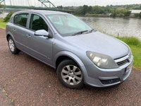 USED 2004 04 VAUXHALL ASTRA 1.4 CLUB 16V TWINPORT 5d 90 BHP **PRICED TO CLEAR**
