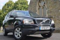 USED 2010 10 VOLVO XC90 2.4 D5 ACTIVE AWD 5d AUTO 185 BHP
