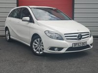 2012 MERCEDES-BENZ B CLASS 1.8 B180 CDI BLUEEFFICIENCY SE 5d AUTO 109 BHP