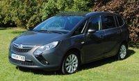 2015 VAUXHALL ZAFIRA TOURER 2.0 SE CDTI 5d AUTO 162 BHP £7495.00