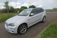 "USED 2009 09 BMW X5 3.0 XDRIVE35D M SPORT 5d AUTO 282 BHP Black Leather,20""Alloys"