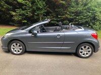USED 2008 08 PEUGEOT 207 1.6 CC GT SPORT 2d 108 BHP
