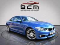2015 BMW 4 SERIES 2.0 420D M SPORT 2d AUTO 188 BHP £14985.00