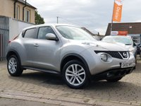 USED 2010 60 NISSAN JUKE 1.5 ACENTA PREMIUM DCI 5d 110 BHP AS ALWAYS ALL CARS FROM EDINBURGH CAR STORE COME WITH 1 YEARS FULL MOT ,1 FULL RAC INSPECTION SERVICE AND 6 MONTH RAC WARRANTY INCLUDING  12 MONTHS RAC BREAKDOWN RECOVERY FREE OF CHARGE!      PLEASE CALL IF YOU DONT SEE WHAT YOUR LOOKING FOR AND WE WILL CHECK OUR OTHER BRANCHES.  WE HAVE  OVER 100 CARS IN DEALER STOCK