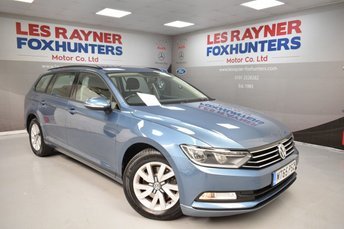 2015 VOLKSWAGEN PASSAT 1.6 S TDI BLUEMOTION TECHNOLOGY 5d 119 BHP £9499.00