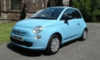 2012 FIAT 500 1.2 POP 3d 69 BHP £3995.00