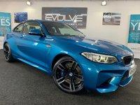 USED 2016 66 BMW M2 3.0 M2 2d AUTO 365 BHP HUGE SPEC, LOW MILEAGE!!