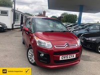 USED 2015 15 CITROEN C3 PICASSO 1.6 PICASSO VTR PLUS HDI 5d 91 BHP