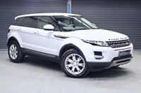 USED 2014 63 LAND ROVER RANGE ROVER EVOQUE 2.2 SD4 PURE TECH 5d 190 BHP