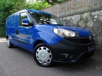 2016 FIAT DOBLO 1.3 16V SX MULTIJET MAXI 1d 90 BHP LWB PANEL VAN