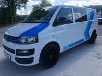 USED 2015 VOLKSWAGEN TRANSPORTER 2.0 T32 TDI P/V HIGHLINE BMT 1d AUTO 139 BHP