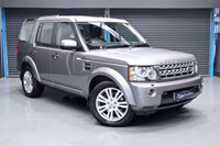 USED 2012 LAND ROVER DISCOVERY 3.0 4 SDV6 XS 5d AUTO 255 BHP