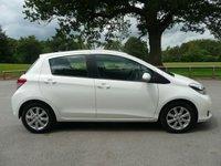2012 TOYOTA YARIS 1.3 VVT-I TR 5d 98 BHP £SOLD