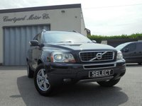 USED 2010 10 VOLVO XC90 2.4 D5 ACTIVE AWD 5d 185 BHP
