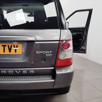 USED 2009 09 LAND ROVER RANGE ROVER SPORT 2.7 TDV6 SPORT SE 5d AUTO 188 BHP