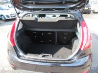 USED 2008 58 FORD FIESTA 1.4 TITANIUM 3d 96 BHP