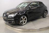 USED 2013 13 AUDI A1 2.0 TDI BLACK EDITION 3d 143 BHP